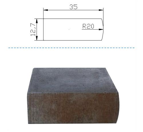 定制异型钢35*12.7mm
