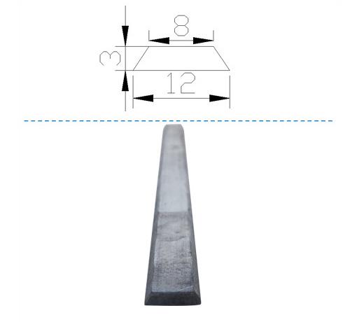 梯形异型钢