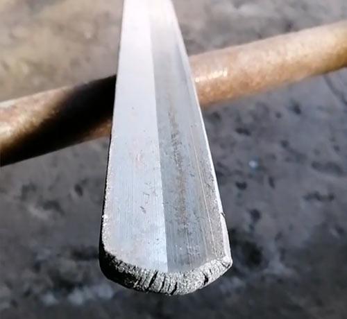 钝角异型扁钢